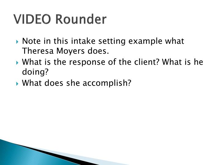VIDEO Rounder