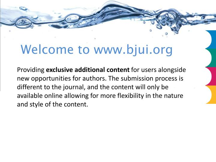 Welcome to www bjui org
