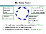 the action process