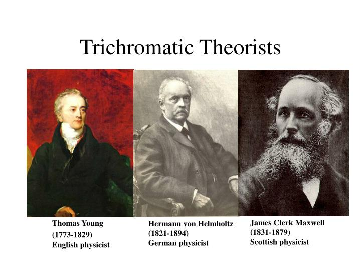 Trichromatic Theorists