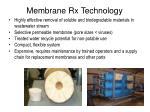 membrane rx technology