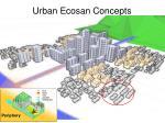 urban ecosan concepts