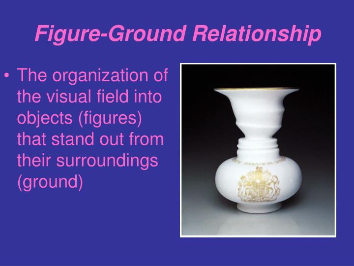 Figure-Ground Relationship