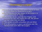 krukenberg surgery