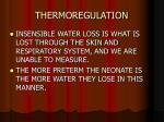 thermoregulation1