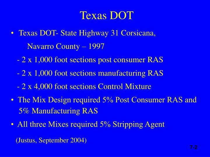Texas DOT