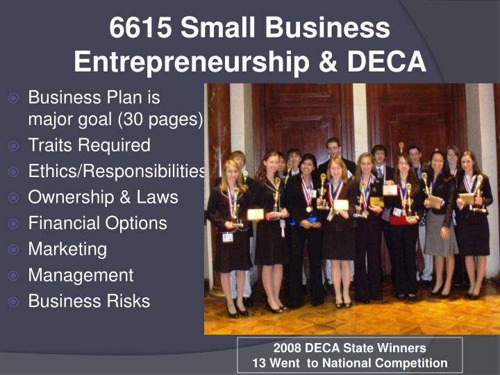 6615 Small Business