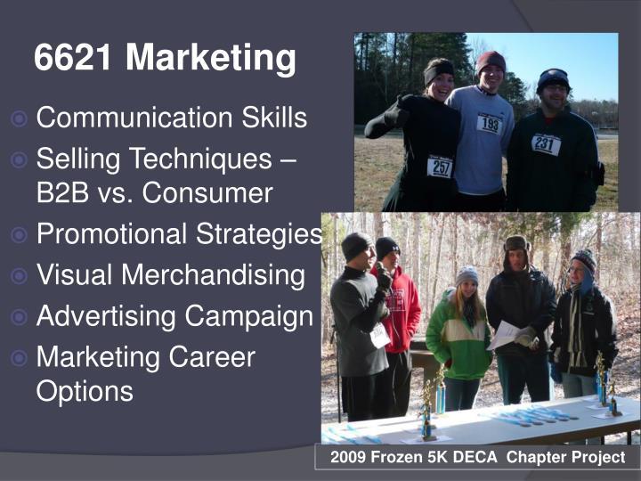 6621 Marketing