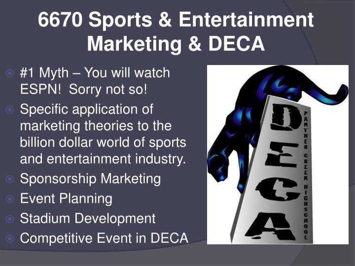 6670 Sports & Entertainment
