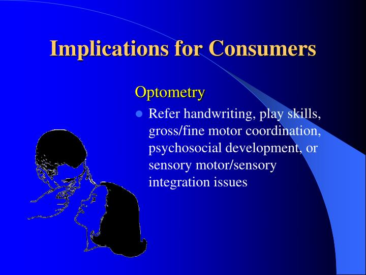 Implications for Consumers