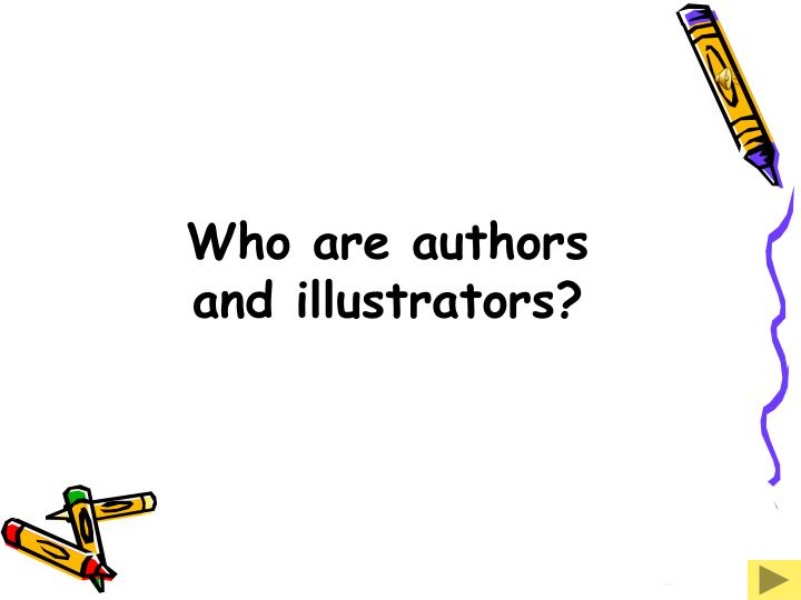 Who are authors