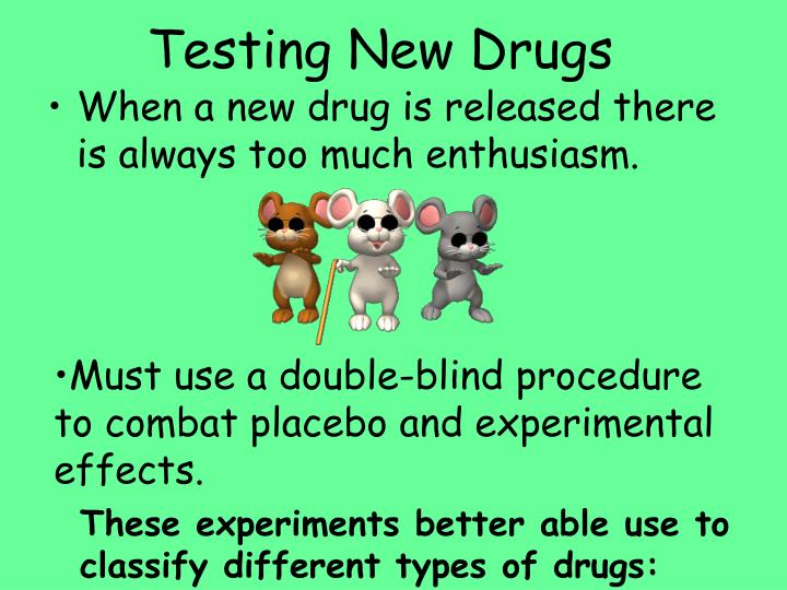 Testing New Drugs