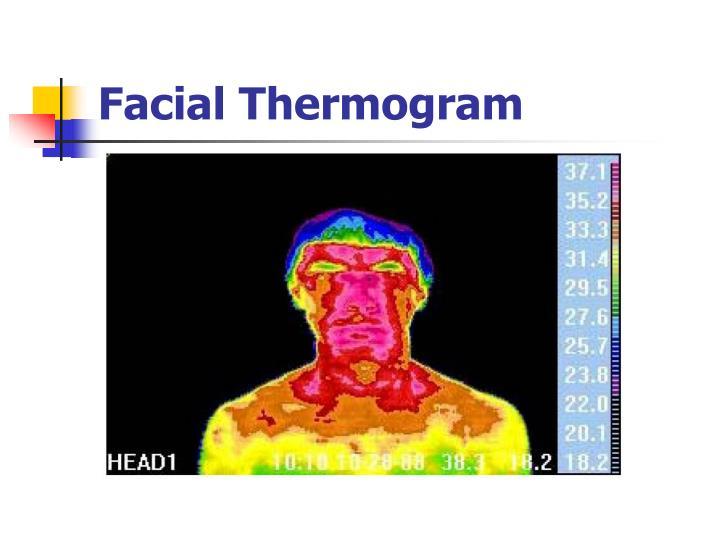 Facial Thermogram