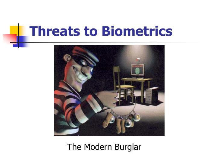 The Modern Burglar