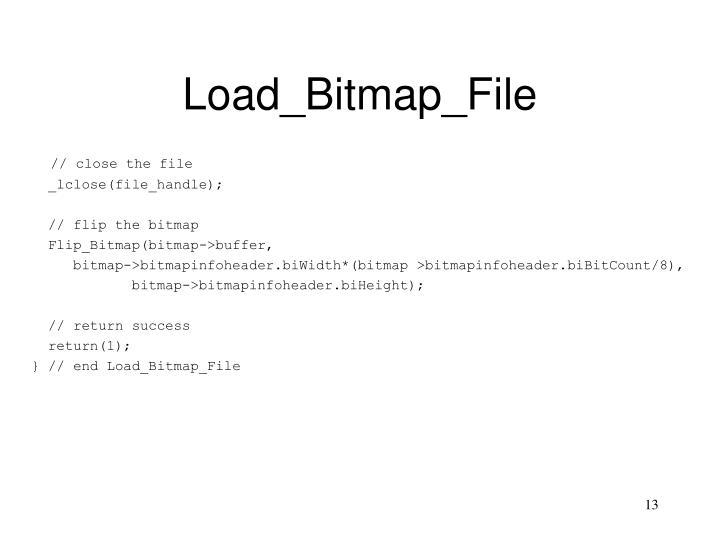 Load_Bitmap_File