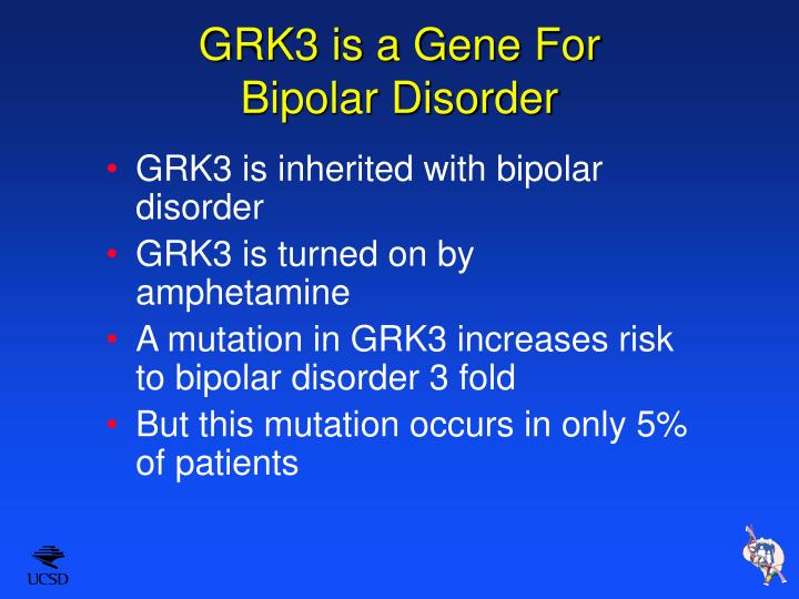 GRK3 is a Gene For