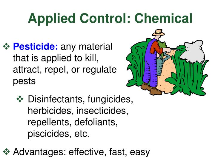 Applied Control: Chemical