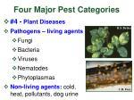 four major pest categories3
