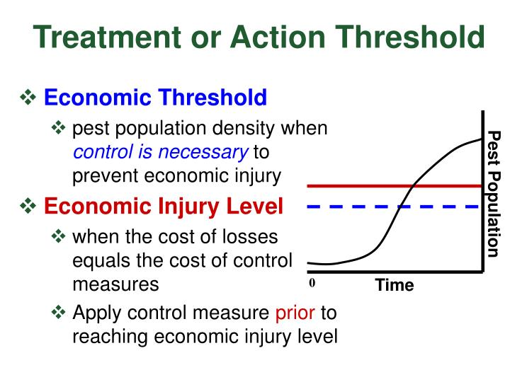 Treatment or Action Threshold