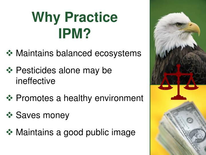 Why Practice IPM?