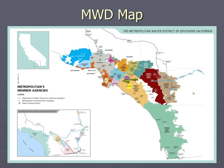 MWD Map