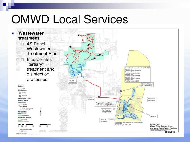OMWD Local Services