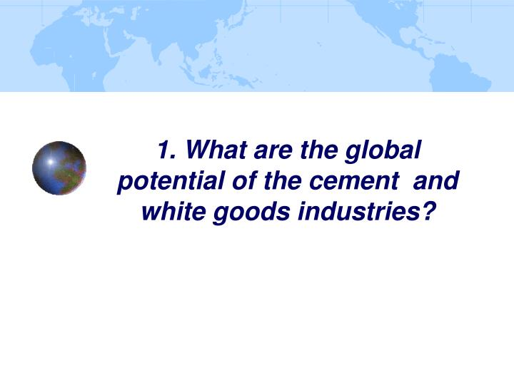what accounts for the sequence in which cemex entered foreign markets Cemex also began exploring opportunities in foreign markets through exports,  having just entered the european  globalization the cemex way  cemex-lessard.