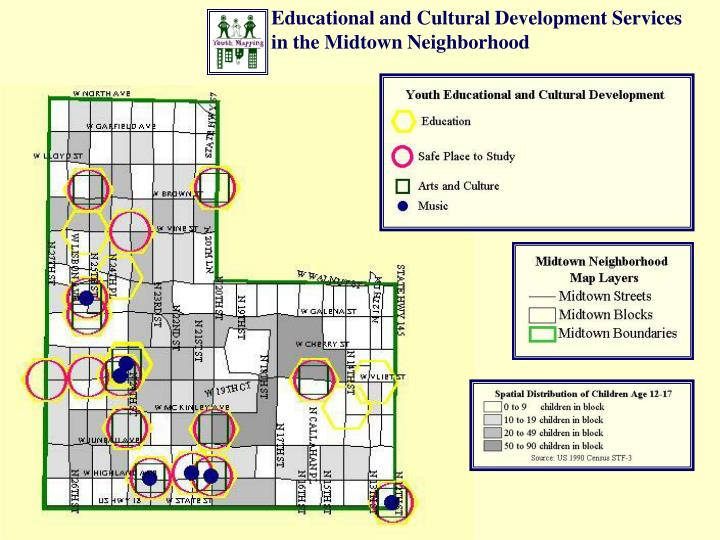 Educational and Cultural Development Services