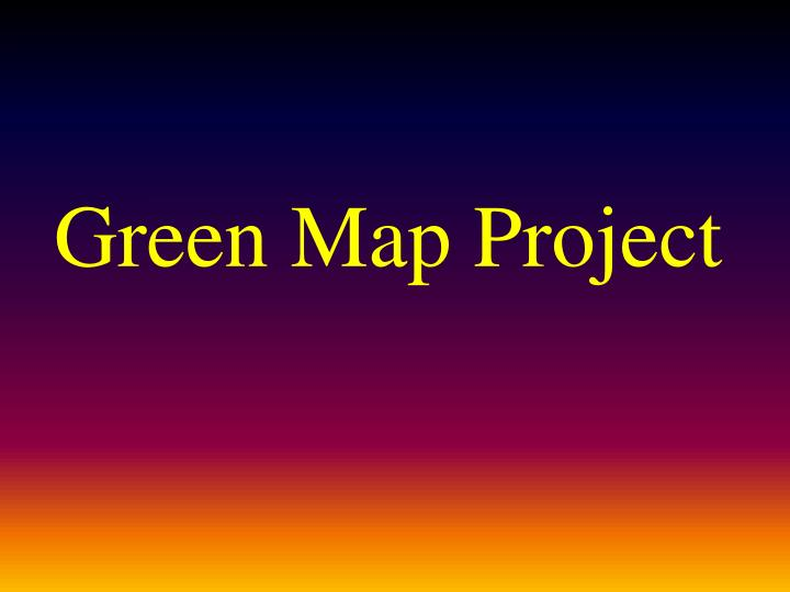 Green Map Project