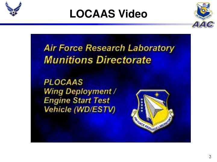 LOCAAS Video