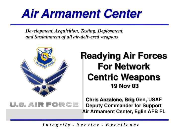 Air Armament Center