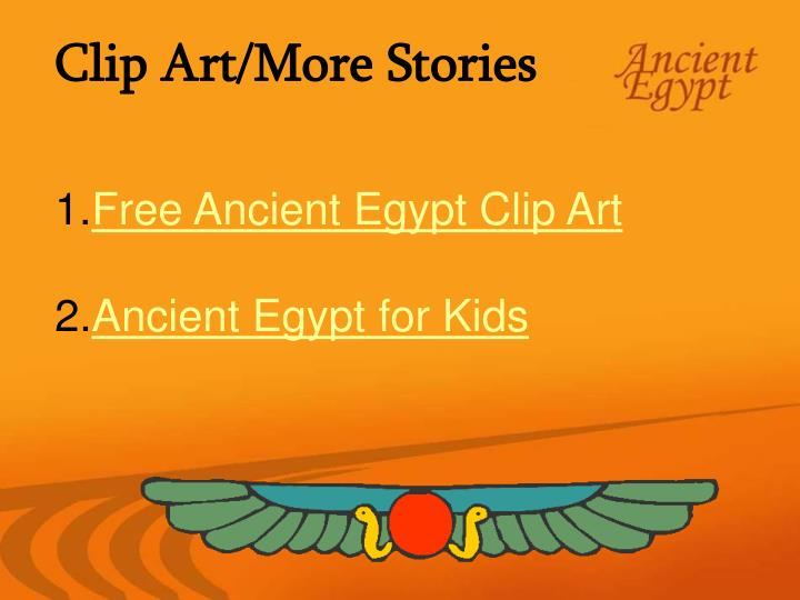 Free Ancient Egypt Clip Art