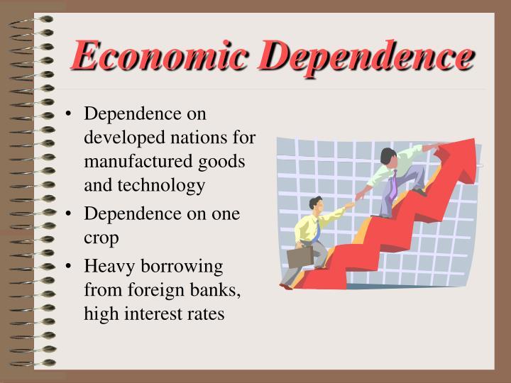 Economic Dependence