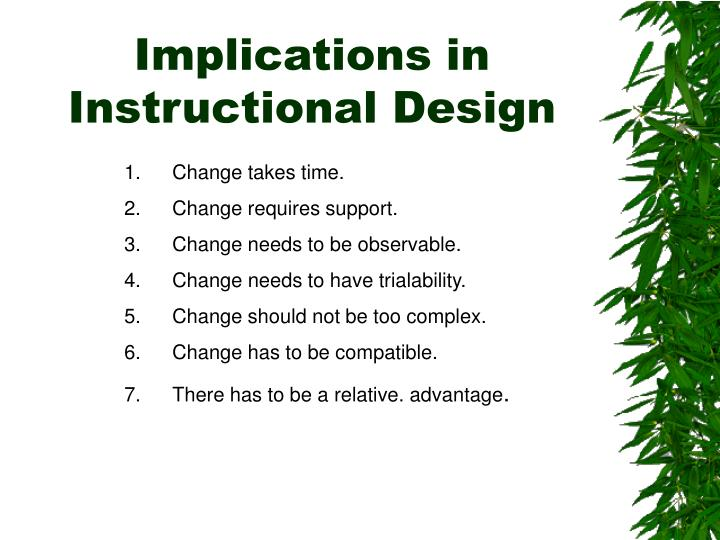 Implications in