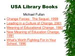 usa library books