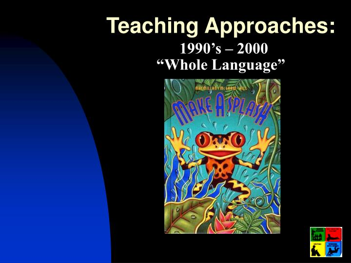 Teaching Approaches: