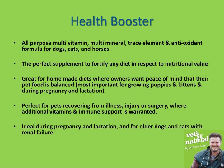 Health Booster