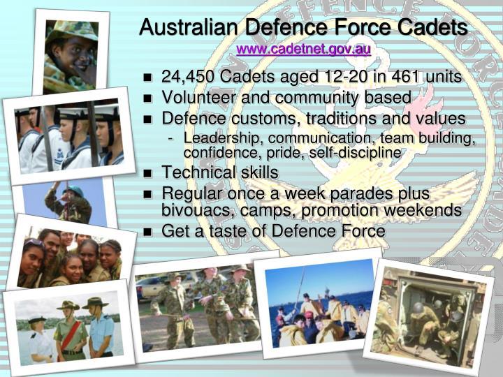 Australian Defence Force Cadets