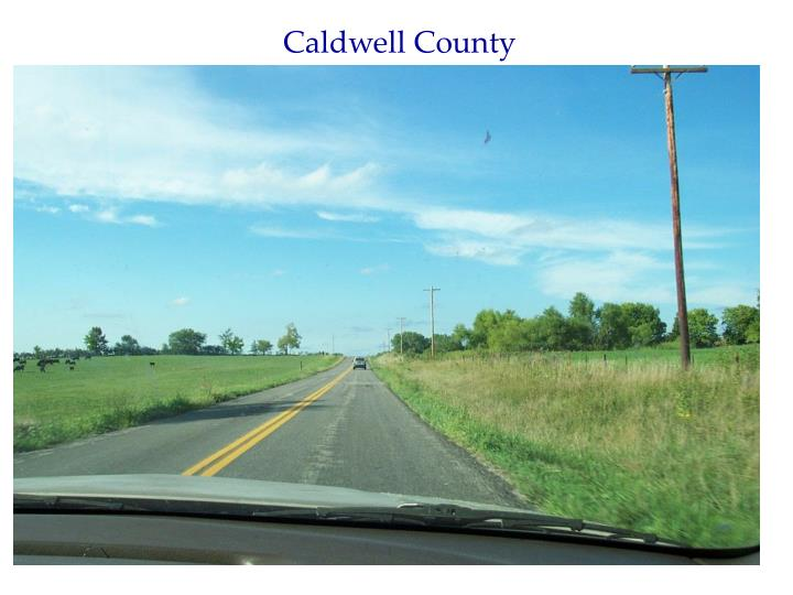 Caldwell County