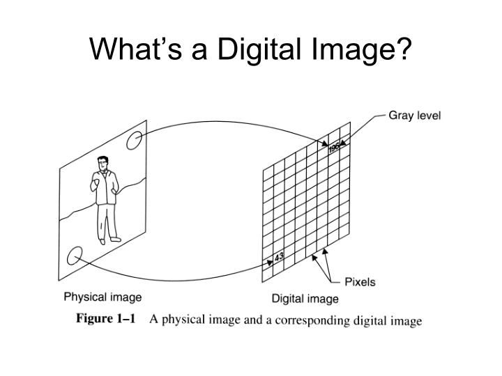 What's a Digital Image?