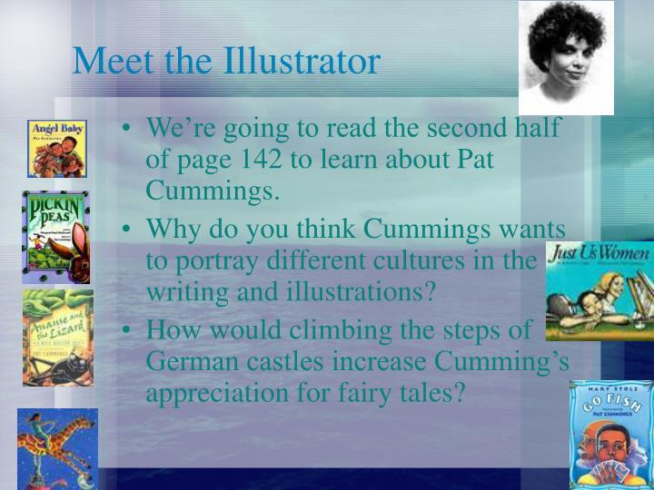 Meet the Illustrator