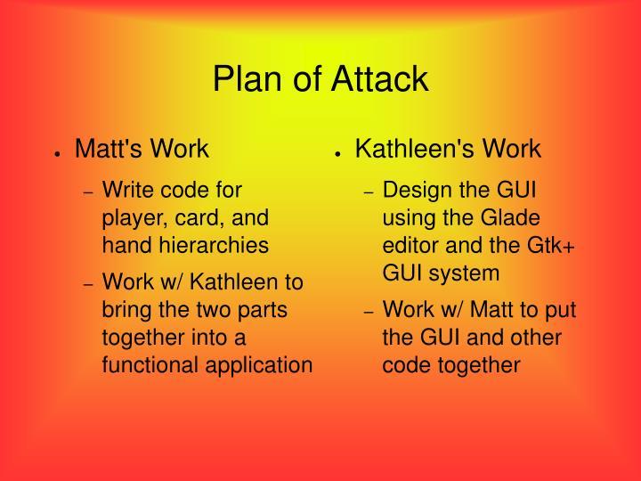 Kathleen's Work