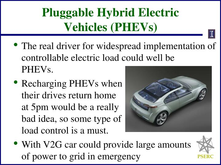 Pluggable Hybrid Electric