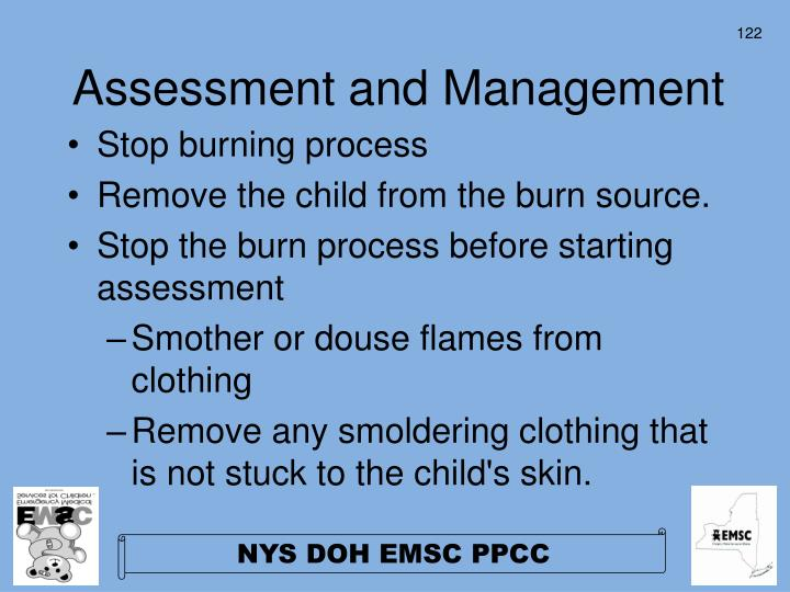 Assessment and Management