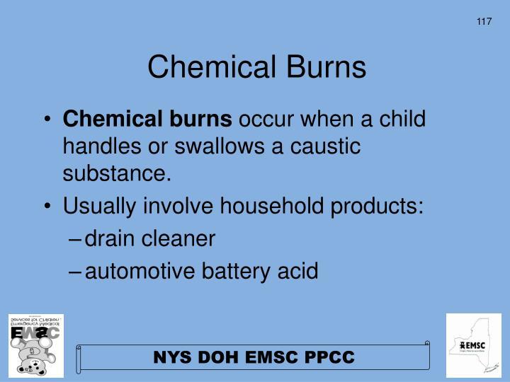 Chemical Burns