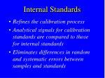 internal standards1