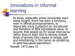 innovations in informal learning4