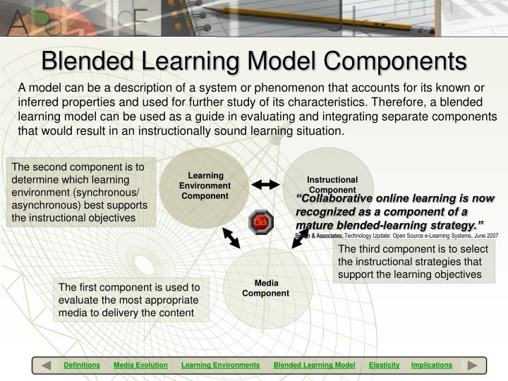 Learning Environment Component