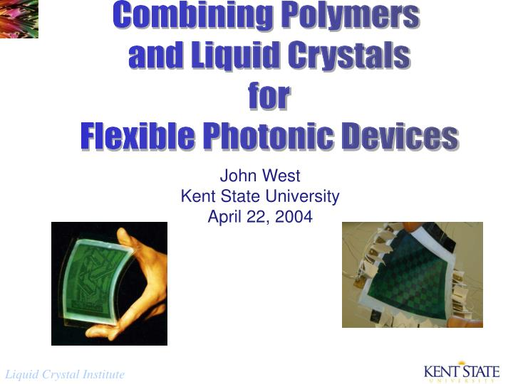 Combining Polymers