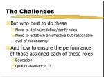 the challenges1